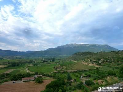 Sierra Toloño,Rioja Alavesa; refugio pingarron rutas por patones carros del foc